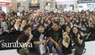 Permalink ke Promo Film 'Say I Love You' di Surabaya, Mantan Personel CJR Ini Diminta Reuni