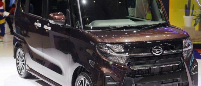 New Tanto, Kei-Car DNGA Pertama dari Daihatsu Hadir di GIIAS 2019
