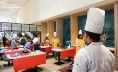 Permalink ke Peringati Hari Ibu, Novotel Samator Ajari Para Ibu Jadi Chef