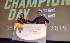 Permalink ke 'Champion Day', Ajang Apresiasi PTLS Bagi Member Berprestasi, Ferry : Ada Suami Istri Dapat 2 Mobil Sekaligus