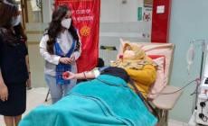 Permalink ke Tebar Semangat Berjuang Bersama, Dua Ormas Ini Kolaborasi Gelar Donor Darah Konvalesen