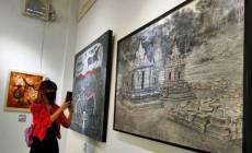 Permalink ke Reuni Sambil Unjuk Karya, Alumni SMSR Gelar Pameran 'Artlur' di Galeri Prabangkara