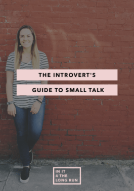 Introvert's Guide to Small Talk