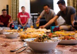 Jour-4-Diner-avec-famille-Doungan