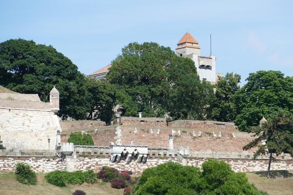 court-sejour-sur-mesure-belgrade-forteresse