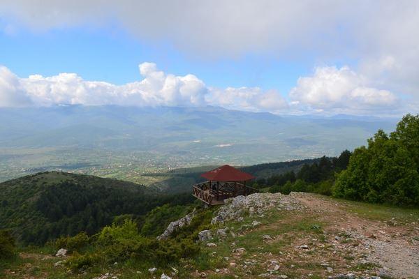 skopje-macedoine-mont-vodno