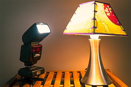 Bien équilibrer la puissance de son flash et la lumière ambiante.