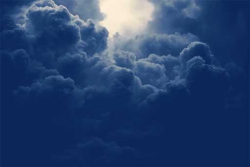 Photo de nuage disponible sur pexels