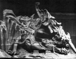 Sculpture by Rudolf Steiner 0007