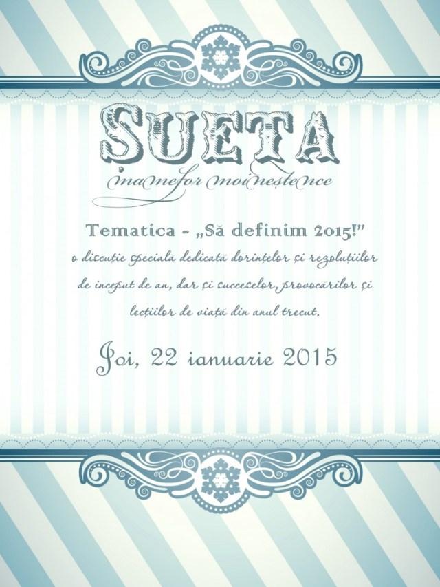sueta mamelor moinestence - prima editie - ianuarie 2015 - planuri pentru noul an