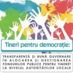 Tinerii din Bacău solicită constituirea Fondului de Tineret începând cu anul 2016