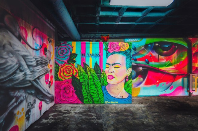 Street Art at Downtown Los Angeles