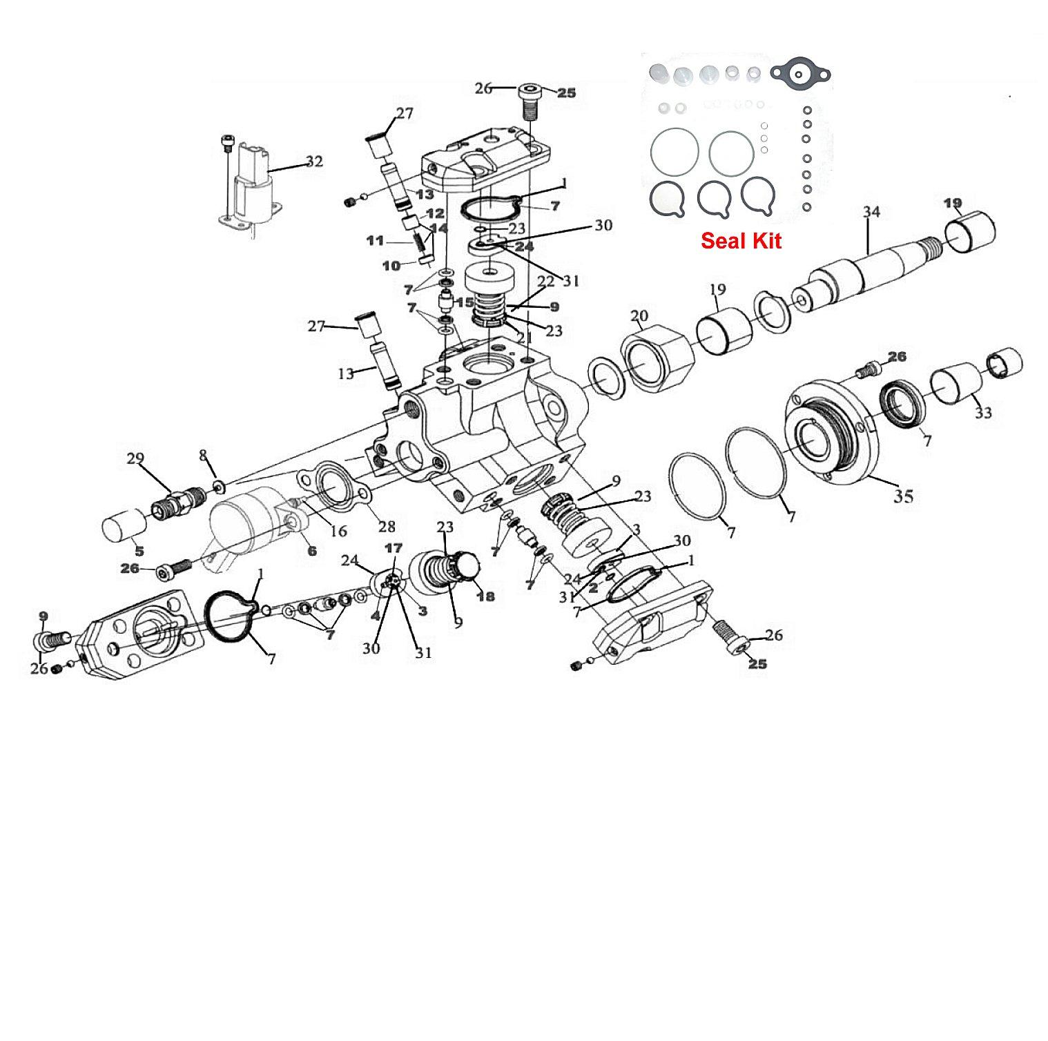 Bosch Cp1 Interactive Parts Diagram