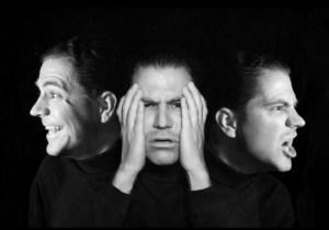 ilustrasi gangguan bipolar pada seorang individu