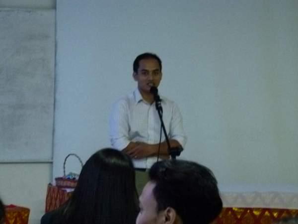 Sambutan Kaprodi IKM. dr. I Made Ady Wirawan, MPH.,PhD__