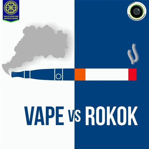 VAPE VS ROKOK