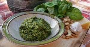 Basil Cashew Pesto