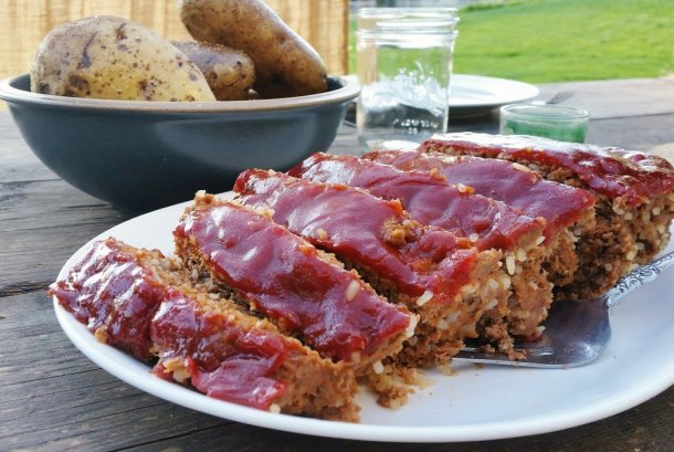 Rocky Mountain Meatloaf