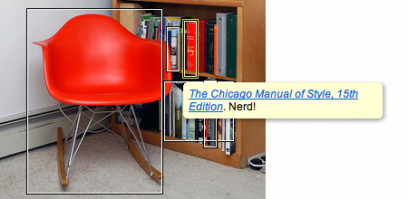 The Chicago Manual of Style, 15th Edition. Nerd!