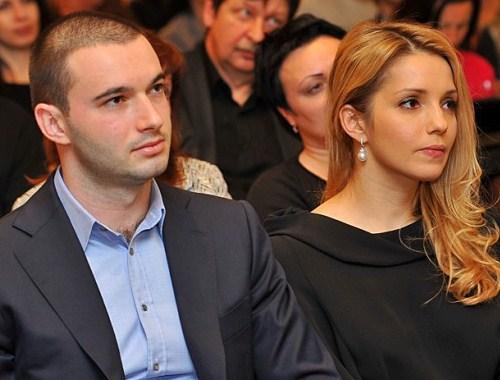 евгения тимошенко муж