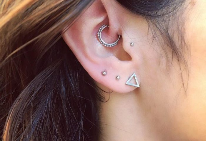 Different Types Of Ear Piercings Tattoo And Piercing Studio In