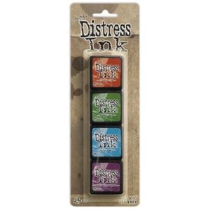 Distress Mini Ink Kits – Kit 2