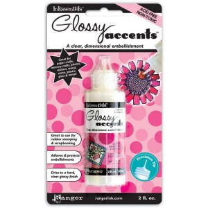 Inkssentials Glossy Accents 2oz – Clear