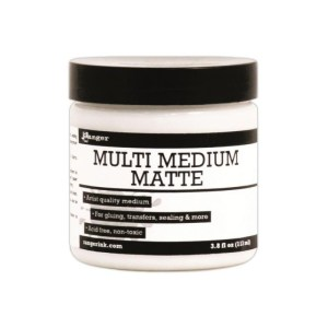 Ranger Multi Medium 3.8oz Jar – Matte