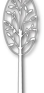 Memory Box Die Vercelli Tree Outline