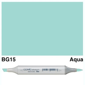 Copic Sketch BG15-Aqua