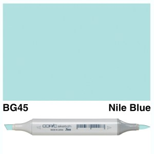Copic Sketch BG45-Nile Blue