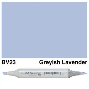 Copic Sketch BV23-Grayish Lavender