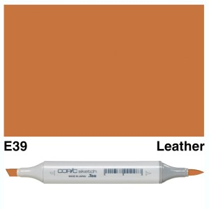 Copic Sketch E39-Leather