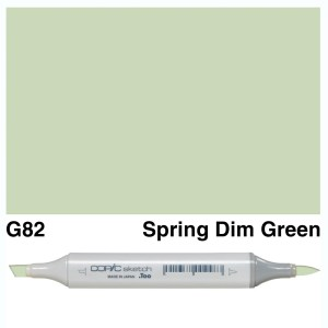 Copic Sketch G82-Spring Dim Green