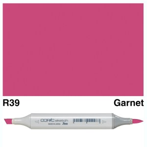 Copic Sketch R39-Garnet