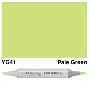 Copic Sketch YG41-Pale Green