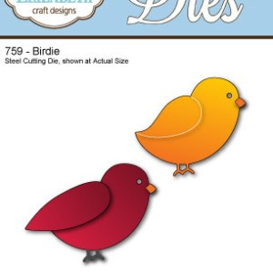 Elizabeth Craft Designs Die Birdie