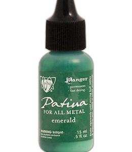 Vintaj Patina Emerald, 0.5oz
