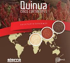"Book ""Quinoa, Five Continents"""