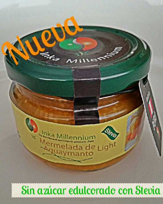 Jam Aguaymanto  light