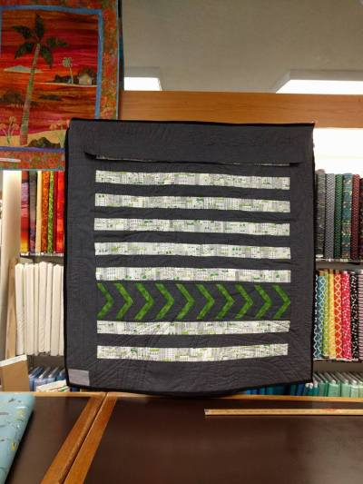 Sharon McMillon Quilt Back