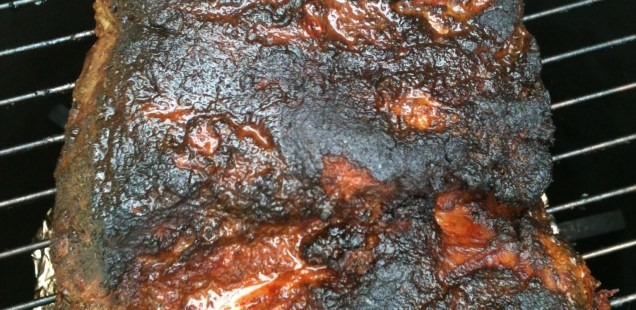The Long Smoke: A Pulled Pork Story