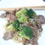 Wokin' the Wok: Beef and Broccoli Stir Fry
