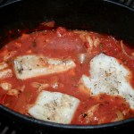 Smoked Fishermans Stew