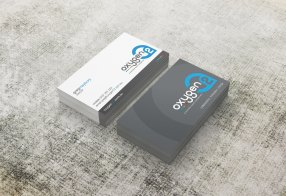 O2 Business Cards