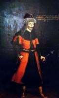 Vlad Tepes Painting