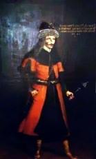 Vlad Tepes Painting
