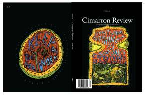 Cimarron Review Cover