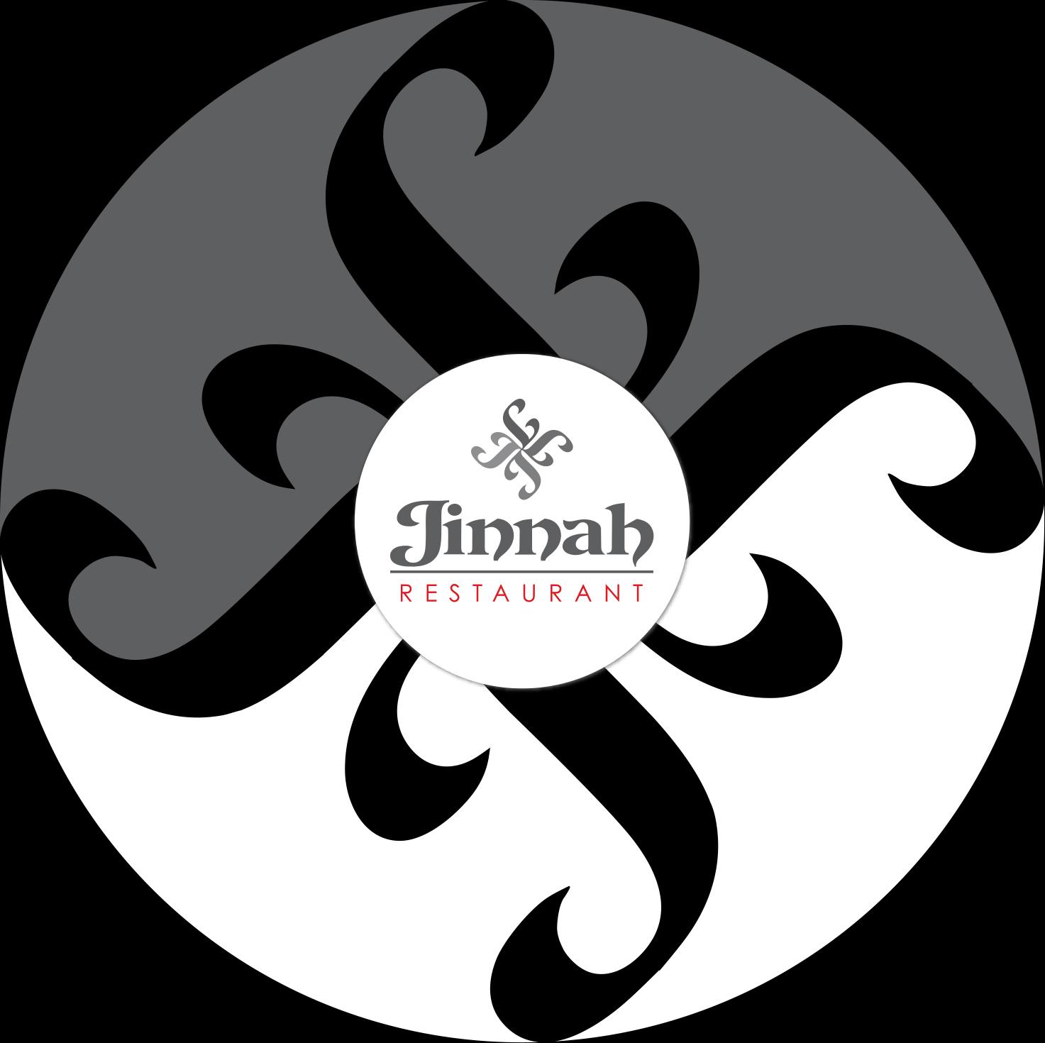 Jinnah Restaurants Logo (spiral)