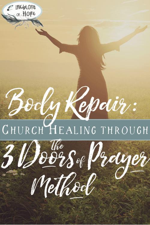 church hurts and healing